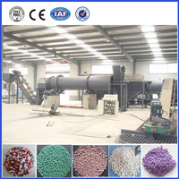 Professional high efficiency fertilizer making machine for sale