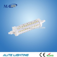 high power 13w r7s led replace double ended halogen bulb with ce rohs