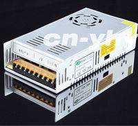 360W 12V 30A led driver power supply/input 120v 60hz electronic transformer/regulated dc power supply