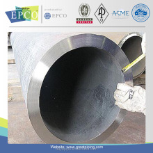 EPCO hot dip galvanized 23mm seamless steel pipe tube