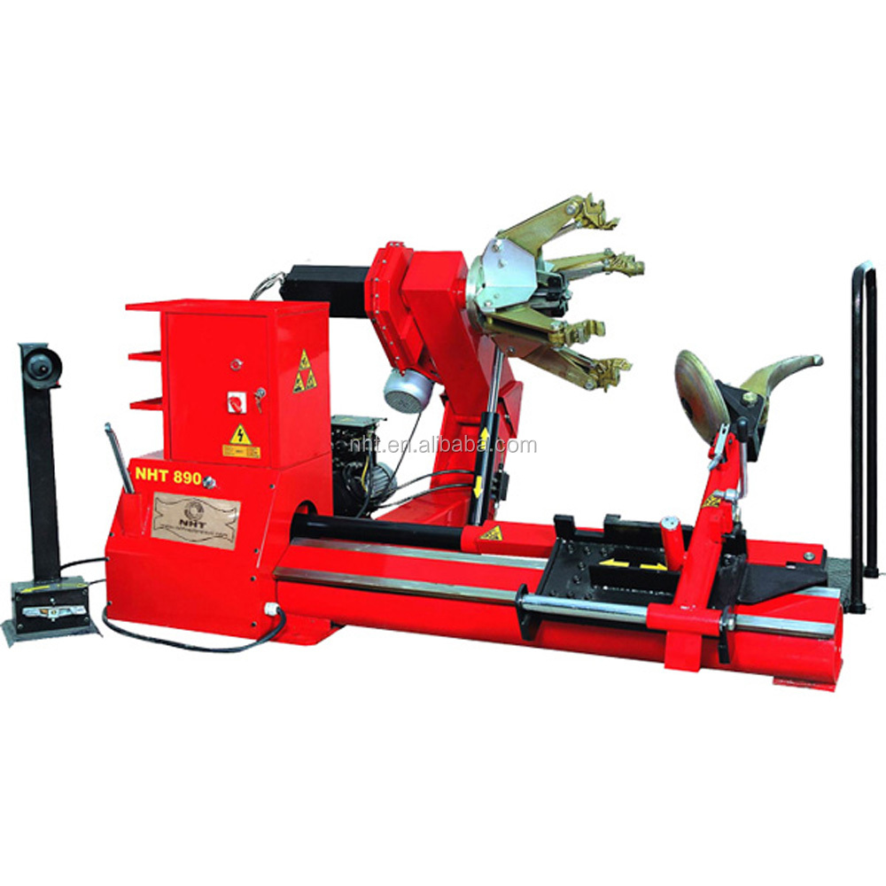 China mobile truck tyre changer prices NHT890