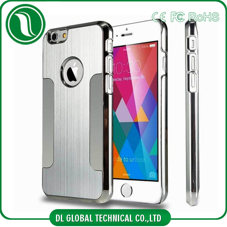 Luxury metal phone case for iphone5, for iphone metal case