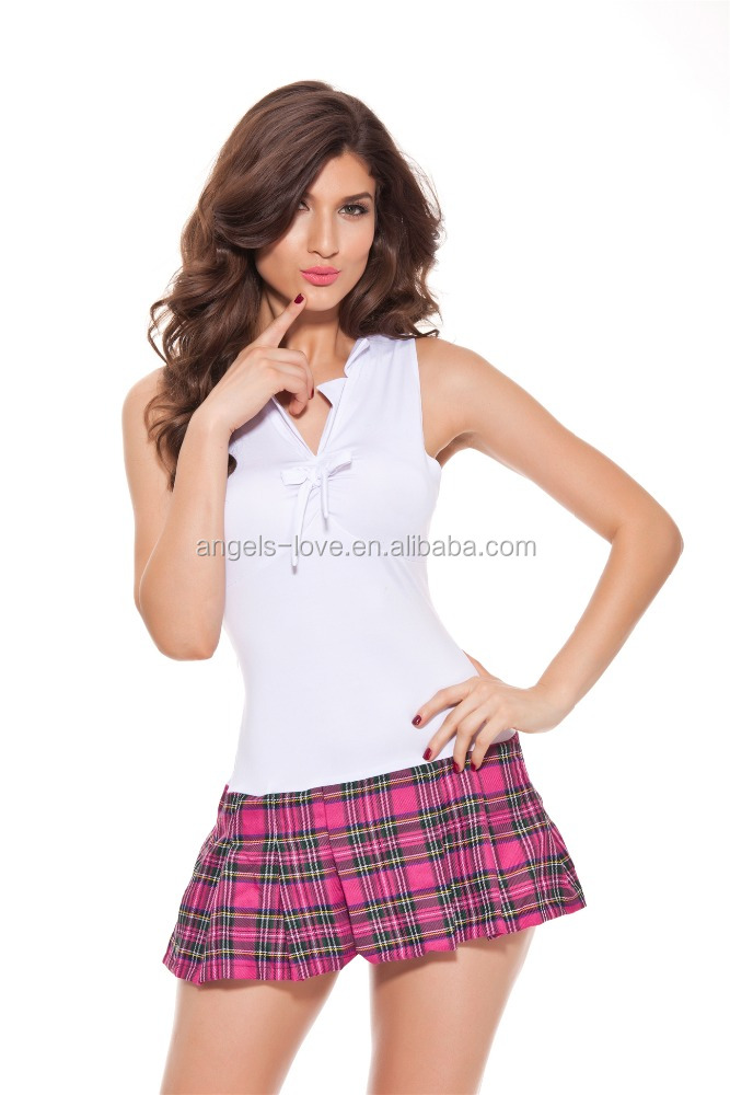 Wholesale sex girls photos sexy hot japanese school girl uniform costumes dress costume cosplay for halloween carnival costumes