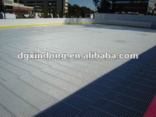high performance china roller skating ice rink epdm flooring hose strip mat