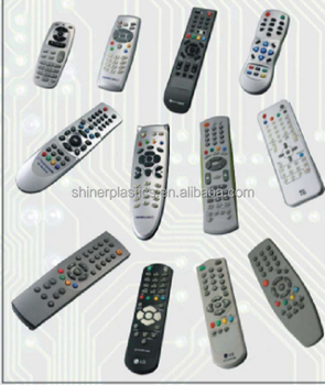 TV controller plastic shell with good quality be make in YUYAO plastic