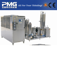 3000L/H new design mixer / mixing machine for carbonated soft drinks