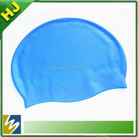 custom colorful swimming hat silicone