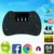 2019 China manufacturer direct supply H9 air mouse for Android TV BT game mini keyboard sale Wireless remote control