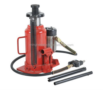 GS,CE approved air hydraulic bottle jack pneumatic jack QYLQ20
