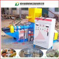 DYDGP-60 Floating Fish Feed Extruder Machine / Float fish feed pellet Mill / Fish Meal Machine