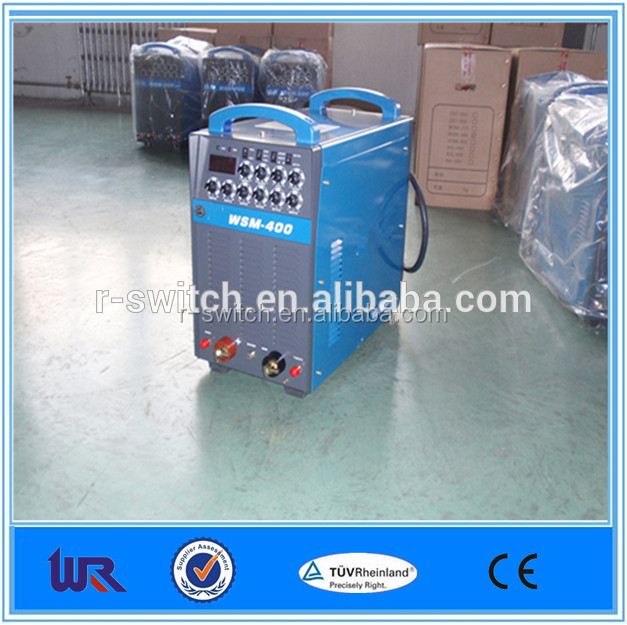 WSM-400 inverter welding machine/TIG welder/dc tig welding equipment