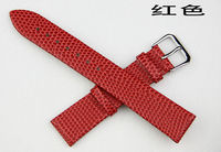 real leather OEM design Handstitch 22cm/24cm/26cm watch band PU/Rubber Watch Strap/Band/large size mens watch strap