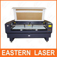 Cnc ETD-1280 Double Head Laser Wood Burning Machine