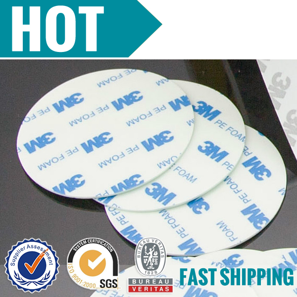 white color strong adhesion no residual leave double side 3M 9448A tape for cell phone LCD touch scree repair