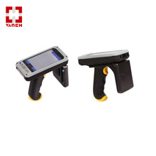 China IP65 Rugged Handheld Mobile Terminal PDA with 1D / 2D barcode scanner