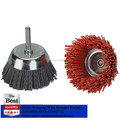 Nylon cup wire brush drill power tools