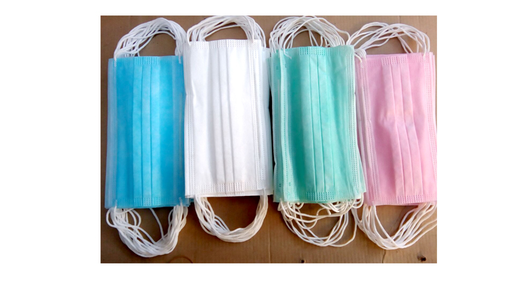 Customization DIY 3ply non woven face mask