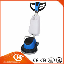 multifunction17inch brush scrubber electric equipment floor concrete cleaning machine