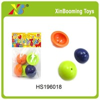 plastic jumping half ball/promotional toy