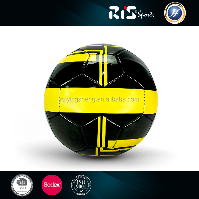 Factory supply Cheap PVC promotional soccer ball