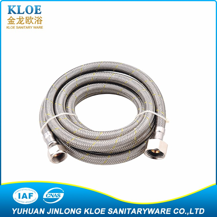 Practical factory made 2017 top quality hot selling flexible gas hose for cookers