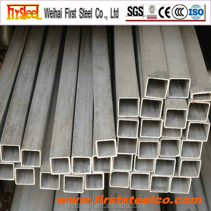 Manufacturing High quality steel square tube pipe, 50x50x3.75mm square steel tube factory