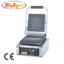 commercial electric sandwich press panini grill EG-811E