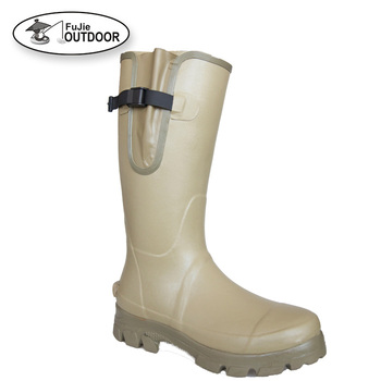 Men's Waterproof Muck Neoprene Wellies Rain Boots