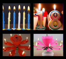 hot sale electric birthday candle