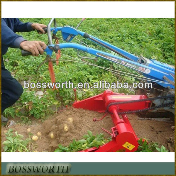 agriculture potato harvest for small power tractor