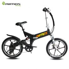 Samsung 48V lithium battery moped 20 inch foldable ebike folding electric bike electric bicycle (TDN12Z)