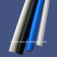 Good quality silicone rubber fiberglass sleeving for electric insulation