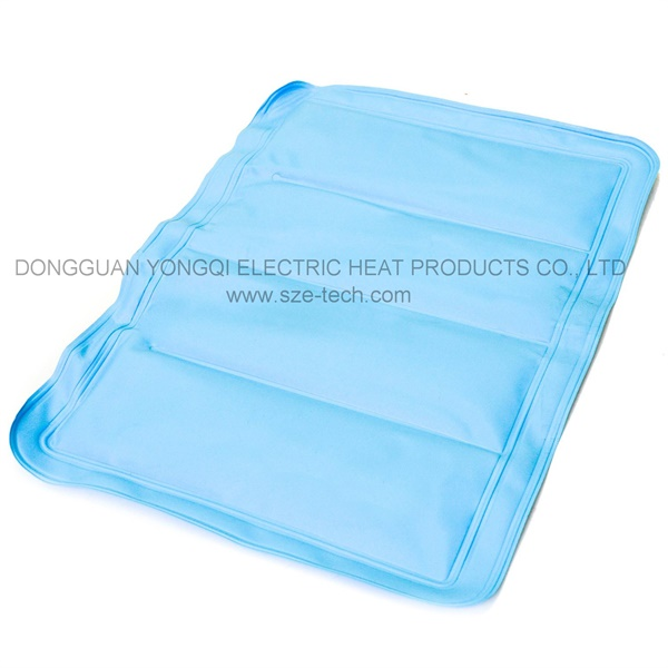 Chilly Mat Comfort Cooling Gel Pet Mat dog chilling mat/dog cooling pad