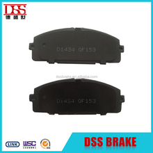 aftermarket car parts brake pad for toyota hiace 2006