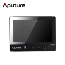 Aputure 7 inch battery powered video screen monitor, lcd screen with HDMI input