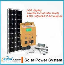 hot sales! 400w solar panels for home system environmental price per watt solar panels(BYGD-400Y)