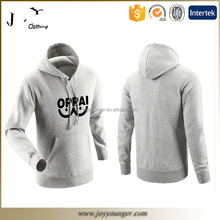 New fashion custom print hoodie with own logo