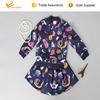 boutique cotton baby dress school girls without dress