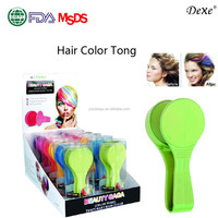 Chalk no damage hair coloring DEXE Brand Low Price High Quality Standard Factory Manufacturer in Guangzhou