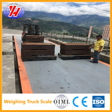 mobile truck scale/industrial weighbridge price