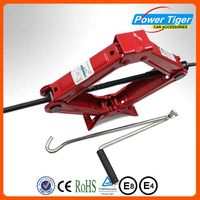 Widely use car tools emergency tool 12 ton pneumatic bottle jack