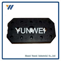 Customized OEM Counter Weight For Cranes Manufacturer