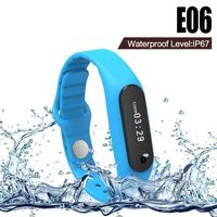 Gaoxin Factory Unique Mould Support All Famous Phones Handfree Digital Watch Waterproof