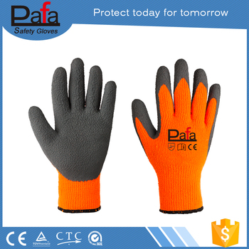 High Quality black breathable gloves work latex