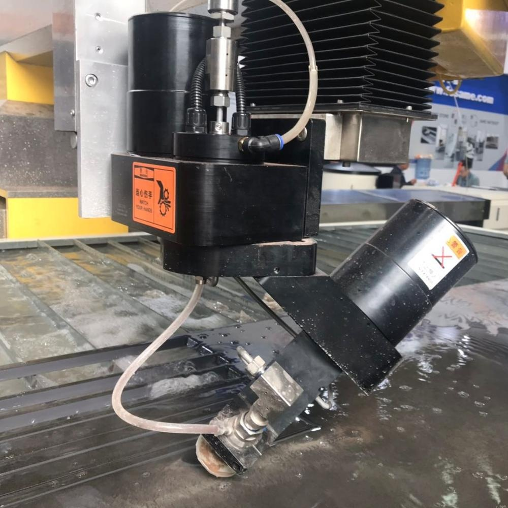 Water Jet Countertop Cutting Machine With Porcelain Slabs - Buy