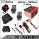 High quality hot sale on South American market alarma vehiculos nemesis or genius program