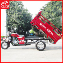 Africa 3 wheel flatbed cargo trike in Nigeria Country