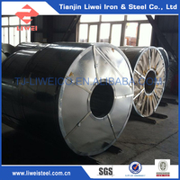 2016 galvanized coil/low price of galvanized plate coil/galvanized steel coil z275