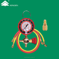 1-Way Forging Brass Manifold Gauge HS-473AH