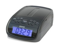 Digital CD Alarm Clock Radio
